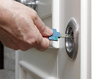 Porte blindée anti tentative de cambriolage